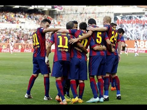 Rayo Vallecano Vs Barcelona [0-2] - Performance Analysis & Highlights