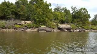 Eufaula (OK) United States  City new picture : Canoeing Arrowhead State Park, Lake Eufaula, OK