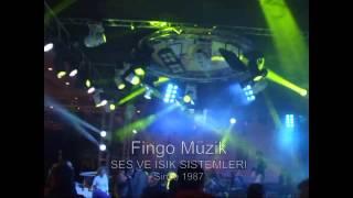 Fingo Müzik- DJ Performans & Ses ve Işık Sistemleri