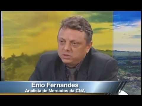 Entrevista com Analista de Mercado da CNA, Ênio Fernandes