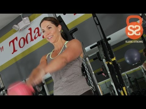 cosgrove - Burn more calories with Rachel Cosgrove: http://www.youtube.com/playlist?list=PL8331D8B7D2E9C256 Follow us on YouTube and never miss a workout: http://www.yo...