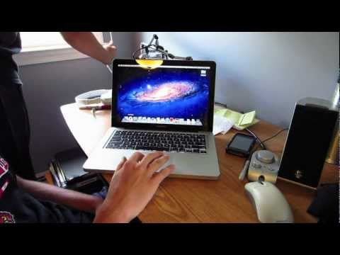 2012 macbook Pro Unboxing - 2012 13