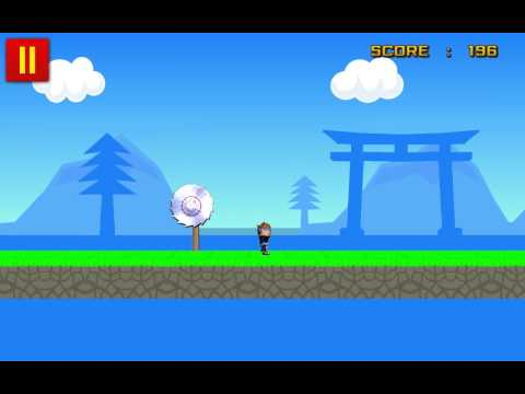 Video of 3D Ninja Runner