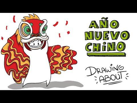 AÑO NUEVO CHINO | Draw My Life Feliz 🎊Año del Perro de Tierra 🐕