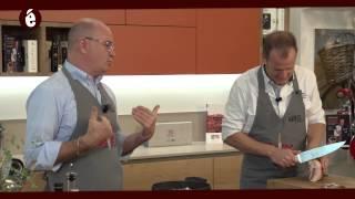 Ospite in Cucina - RADICI E FASIOI SPECK E GUANCIALE con Flavio Polesello