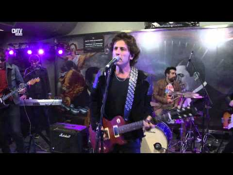 Coti video Otra vez - Vivo Subte Bs As - Mayo 2015