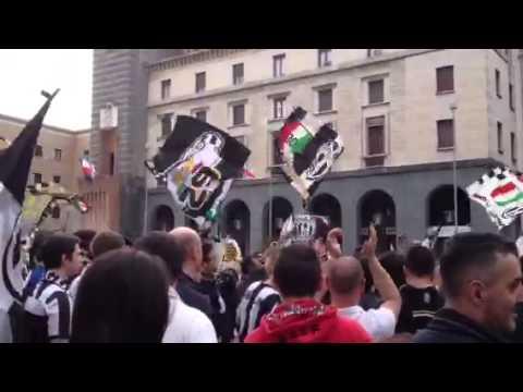 Juventus, i festeggiamenti in piazza – 2