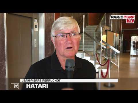 """Quinté dimanche 28/05 : """"Hatari (4) va être monté différemment"""""""