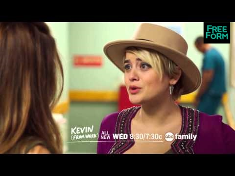 Kevin From Work 1x08 Preview  | Freeform