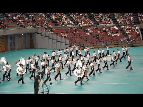 第28回愛知県マーチング大会 蟹江北中学校 《BraveⅡ~THE LION KING~》