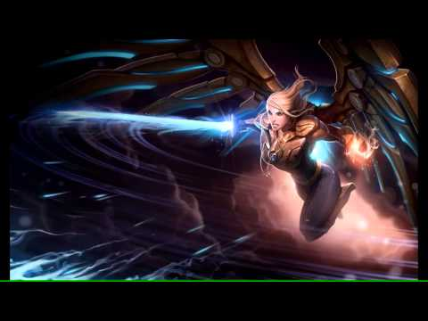 League of Legends - Kayle Aether Wing theme song
