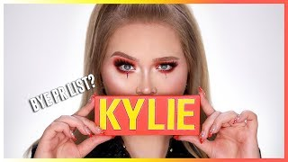 BYE PR LIST - KYLIE COSMETICS SUMMER 2018 COLLECTION REVIEW