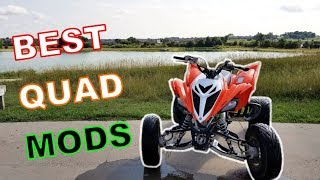 10. Top 5 Quad Mods!