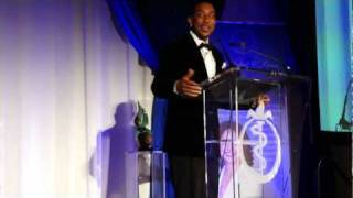 Ludacris Honored By The Morehouse School Of Medicine And Soledad O'Brien