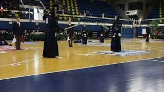 Pessac France  city photos : Demi finale Open de France Kendo 2014-Pessac vs IBK -1er combat