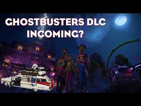 Ghostbusters DLC Incoming? | Planet Coaster