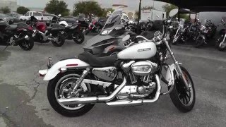 2. 408514 - 2007 Harley Davidson Sportster 1200 Low XL1200L - Used Motorcycle For Sale