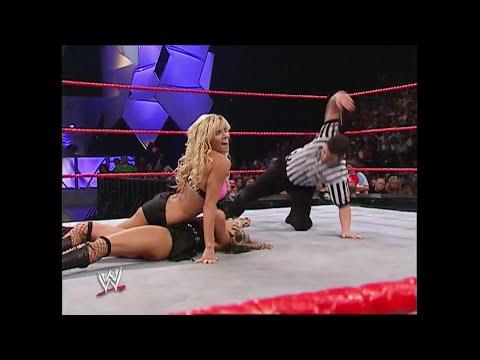 RAW 09.05.2005 Ashley vs. Torrie Wilson (HD)