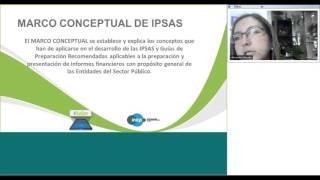 Llegan las IPSAS al INCP