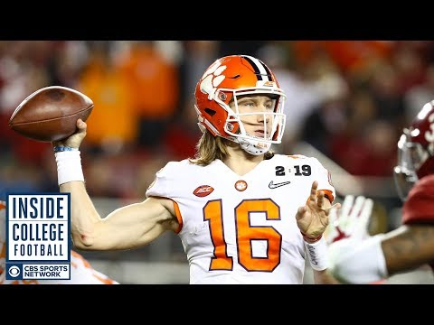 Video: Top 5 Preseason College Football Rankings | Inside College Football