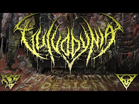 Vulvodynia - Castration Mutilation Feat. Som Pluijmers of Your Chance To Die [OFFICIAL HD AUDIO]