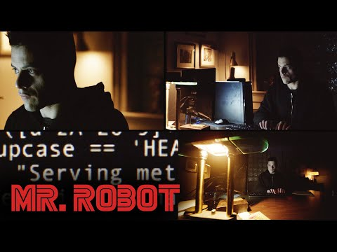 I Live For This S*** | Mr. Robot