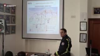 Jornada Técnica Incendios Cascos Urbanos Santander. Reinosa. Ignacio García. Bomberos Bilbao