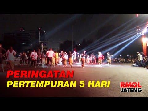 Peringatan Pertempuran Lima Hari di Semarang