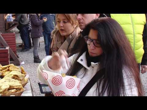 Chebské vánoční trhy 2016 - repo Plzeň TV