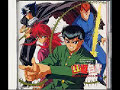 Yu Yu Hakusho OP 1 English Full