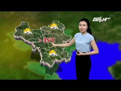 (VTC14)_Thời tiết Hà Nội ngày 25/06/2017