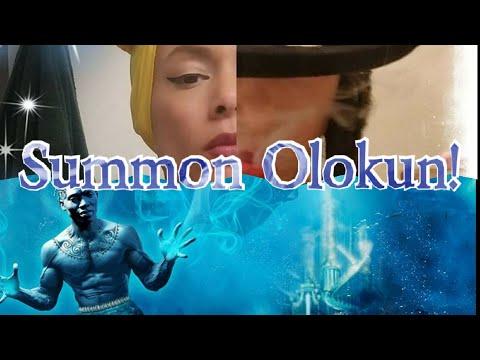 How to call on Olokun the Orisha