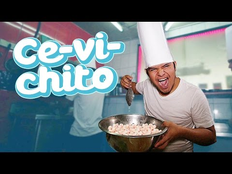 "Parodia de ""Despacito"" - CEVICHITO"