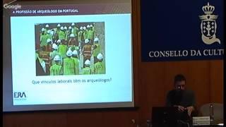 A profissão de arqueólogo em Portugal