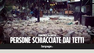 Dopo il devastante terremoto in Grecia, due italiani che si trovano nella città di Kos hanno raccontato a Fanpage.it cosa è accaduto all'1:30 quando il sisma di 6.7 gradi ha colpito la costa Turca e Greca.http://youmedia.fanpage.it/video/aa/WXHhDuSwyky_QTg0