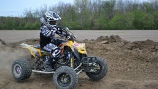 10. Can-Am DS 450X MX Private Track Edit