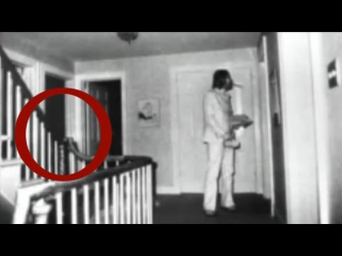 AMITYVILLE MURDERS: Scary ghost caught on tape | Amityville scary videos | Real ghost caught on tape
