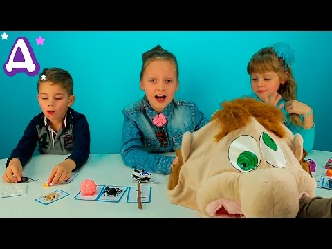 Голова Неда игра и распаковка киндер сюрпризов. Ned's head Game and Unpacking Kinder surprises (видео)