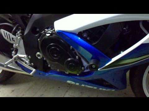 How to Install Yoshimura Chassis Protectors – Frame Sliders (1104-A102) on a Suzuki GSX-R