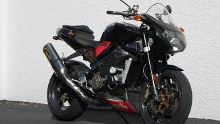 9. 2004 Aprilia Tuono 1000 Ride Video Gulf Coast Motorcycles, Ft  Myers, FL