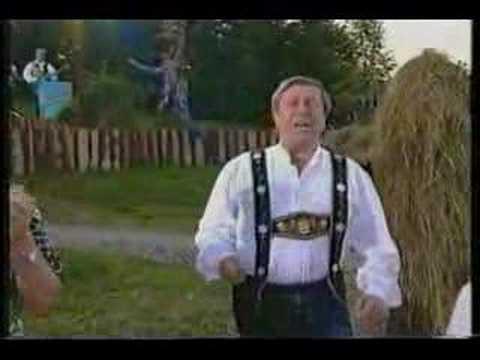 FRANZL LANG - EINEN JODLER HOR I GERN