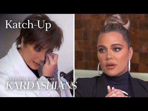 """Kylie & Kendall Jenner's Shocking Fight: """"KUWTK"""" Katch-Up (S19, Ep4) 