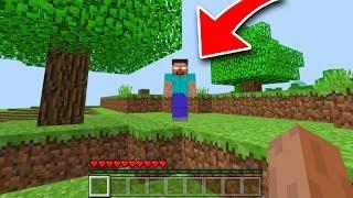 HOW TO FIND HEROBRINE in Minecraft Pocket Edition!