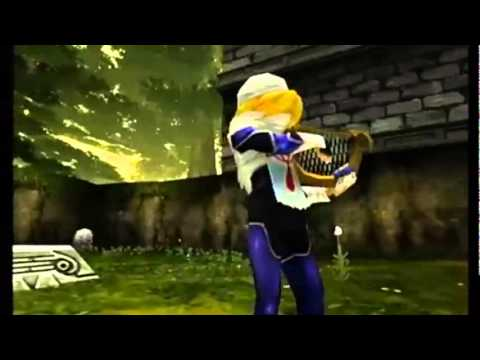 The Legend of Zelda: Ocarina of Time 3D Trailer Touches Down