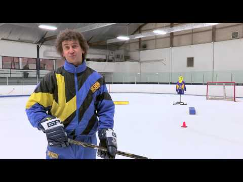 Hockey Skills with Jari Byrski: Shooting Drills