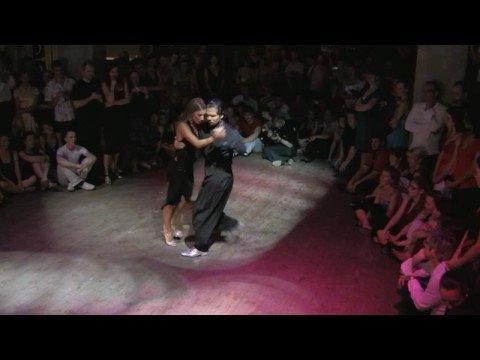 зажигательное аргентинское танго