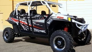 9. 2013 Fully Custom 2013 Polaris RZR XP 900 RideNow Peoria Signature Series
