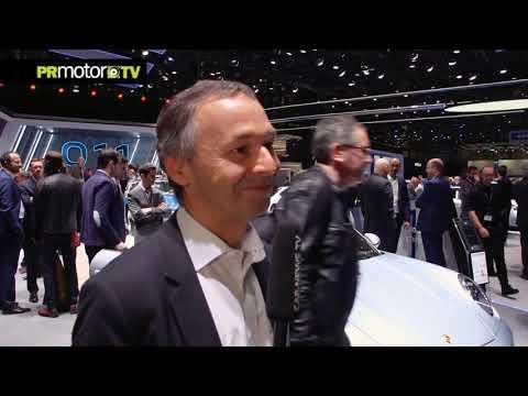 Modelos de uñas - Especial Porsche en el Salón de Ginebra 2019 - Car News TV en PRMotor TV Channel