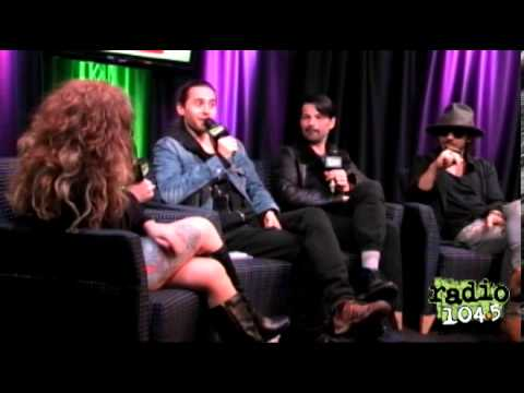 30 Seconds To Mars - Interview @ Radio 104.5 (Part1)