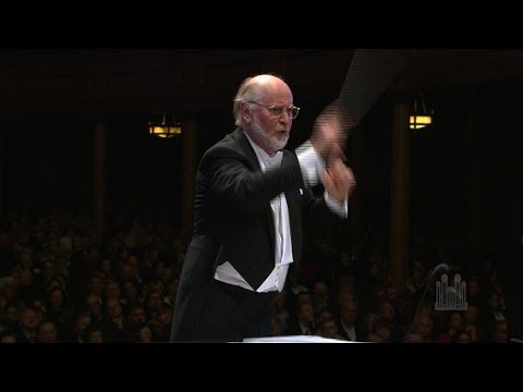 Call of the Champions - John Williams Conducting the Mormon Tabernacle Choir